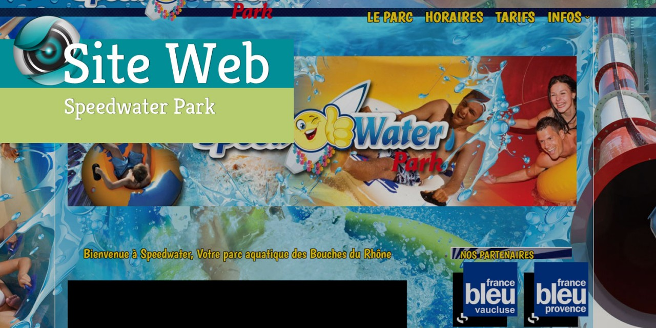 Site Web-Speedwater