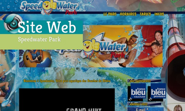 Site Web-Speedwater