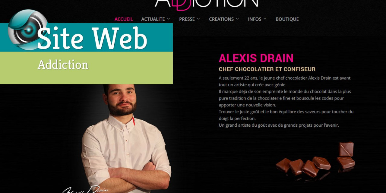 Site Web-Addiction