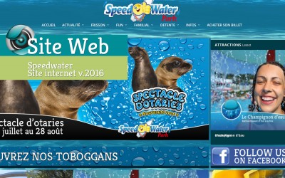 SITE INTERNET SPEEDWATER