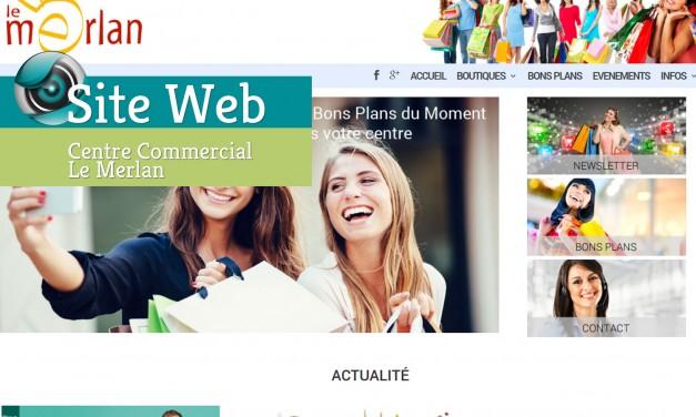 Site Web-CC Le Merlan