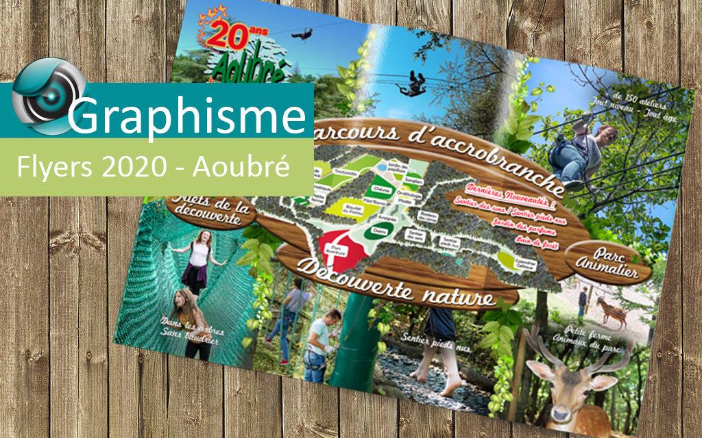 Dépliants AOUBRE 2020